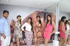 Janani Iyer launches Essensuals Salon