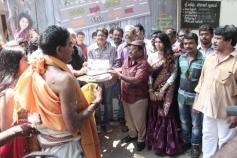 Kaalai 9.30 Mani Muthal Maalai 4.30 Mani Varai movie launch