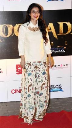 Kajol at Kochadaiyaan Movie Launch