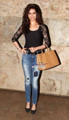 Karishma Tanna at Queen film screening
