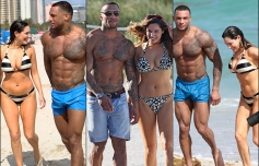 Kelly Brook And David McIntosh Are A Couple