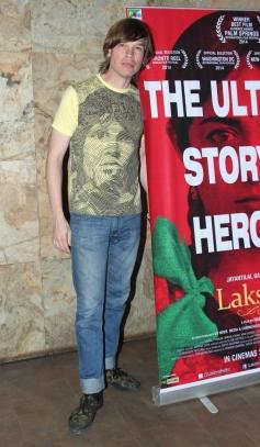 Luke Kenny at Special Screening of Laxmi at Lightbox
