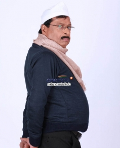 M. S. Narayana in Telugu Movie Krejiwala