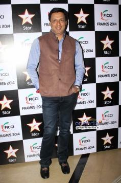 Madhur Bhandarkar at FICCI Frames 2014 - Day 3