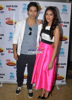 Main Tera Hero promotion on the sets of DID Little Master Season 3