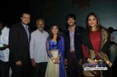 Maniratnam, Nazriya Nazim, Dulauar Salman and Madhoo at Vaayai Moodi Pesavum audio launch