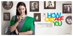 Manju Warrier's  How Old Are You poster