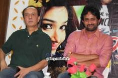 Mano Murthy, Srinagar Kitty at Shankra Movie Press Meet