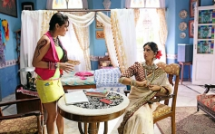 Meera Chopra and Mahie Gill still from Gang of Ghosts