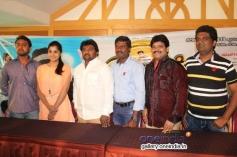 Meera Nandan, Komal at Karodpathi Movie Press Meet