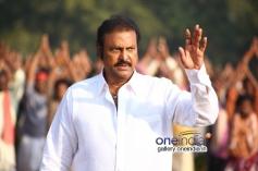 Mohan Babu still from Rowdy Movie