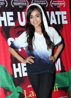 Monali Mathur at Special Screening of Laxmi at Lightbox