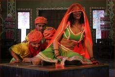 Mumaith Khan Item Song Photos in Aadivaram Amavasya