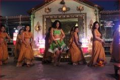 Mumaith Khan still from Aadivaram Amavasya Movie