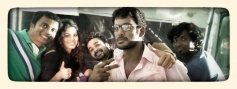 Naan Sigappu Manithan film wrap up party