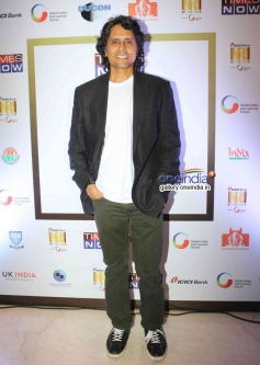 Nagesh Kukunoor at the first edition of Times Now ICICI bank NRI of the year awards ceremony