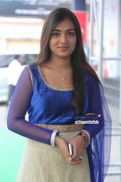 Nazriya Nazim at Vaayai Moodi Pesavum audio launch