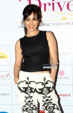 Neha Sharma at Lavasa Women's Drive 2014