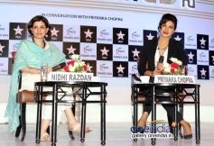 Nidhi Razdan and Priyanka Chopra at FICCI Frames 2014 - Day 3