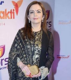 Nita Ambani at Stree Shakti Women Awards 2014
