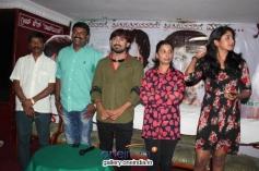 Paartha, Yagna Shetty at Kwatle Movie Press Meet
