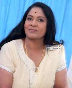 Padma Vasanthi at Shivrajkumar's Belli Movie Launch