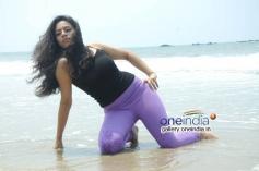 Pooja in Kannada Movie Fashion