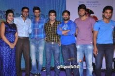 Poorna, Allari Naresh, Kamal Kamaraju, Nikhil Siddharth, Nani, Sundeep Kishan, Aadi