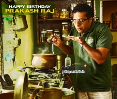 Prakash Raj in Telugu Movie Ulavacharu Biryani