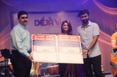 Prasanna and Sneha at Saga Charitable Trust event