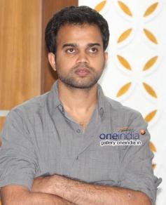Prashanth Neel at Ugramm Success Meet