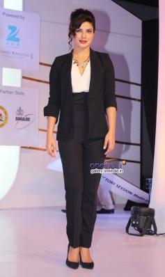 Priyanka Chopra at FICCI Frames 2014 - Day 3