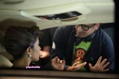 Priyanka Chopra's Rajnigandha Ad shoot