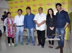 Promotion of film Kaanchi on Radio Mirchi