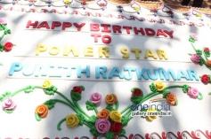 Puneeth Rajkumar 39th Birthday Bash