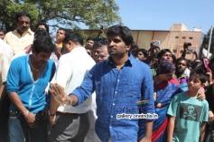 Shivrajkumar, Pavan Wadeyar at Rana Vikrama Movie Opening