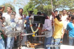 Puneeth Rajkumar's Rana Vikrama Movie Opening