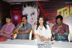 Ragini Dwivedi at Ragini IPS Movie Audio Release