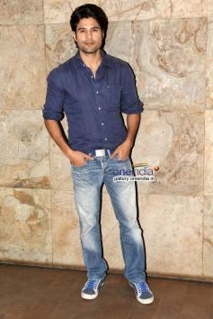 Rajeev Khandelwal at Queen film screening