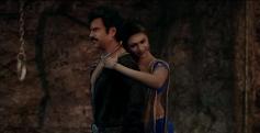 Rajinikanth and Deepika Padukone still from Kochadaiyaan