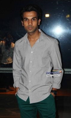 Rajkummar Rao during the Queen film success bash