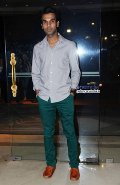 Rajkummar Rao at Queen film success bash
