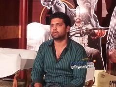 Rakshit Shetty at Ulidavaru Kandante Movie Press Meet