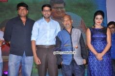 Ravi Babu, Allari Naresh, Poorna at Laddu Babu Movie Audio Release