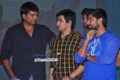 Ravi Babu, Nikhil Siddharth, Nani at Laddu Babu Movie Audio Release