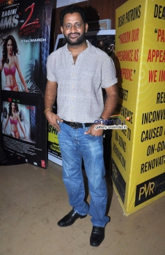Resul Pookutty at Ankhon Dekhi film special screening