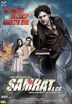 Samrat And Co 2nd poster
