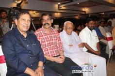 Santosh Hegde, Lahari Velu, HS Doreswamy at Ingle Marga Audio Release
