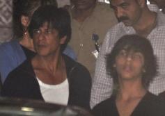 Shahrukh Khan Son with Aryan