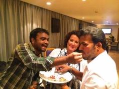 Shankar's Ai film party